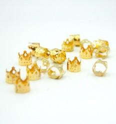 20 Bijoux locs couronne
