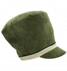 CORDUROY Cap (Kaki)
