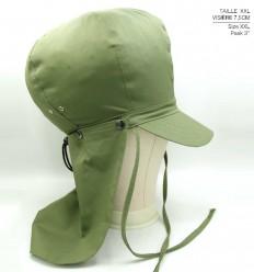 """""""HARVEST"""" Chapeau de protection solaire"""