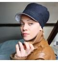 BASICS - Plain color Hat for dreadlocks , Rasta Crown, Cap for MEN or WOMEN