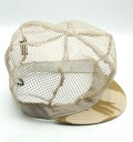 """""""MESH"""" Lightweight and breathable mesh cap with Camo fabric."""