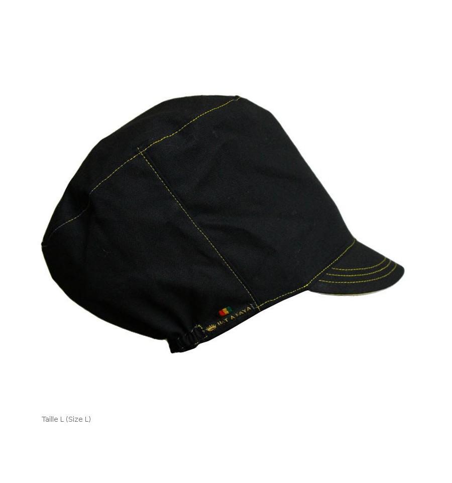 BASICS - Casquette pour dreadlocks , Chapeau Rasta Uni HOMME ou FEMME