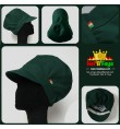 BASICS - Plain color Hat for dreadlocks , Rasta Crown, Cap for MEN or WOMEN