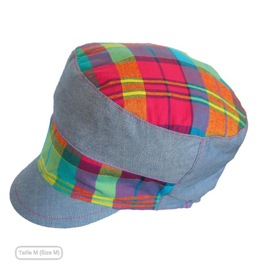 MADRAS CAP