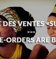 Pre-orders are back !